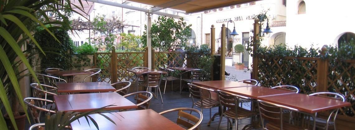 Restaurant Hostaria Argentieri