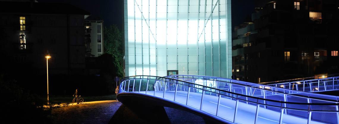 Museion - Museum moderner und zeitgenössischer Kunst