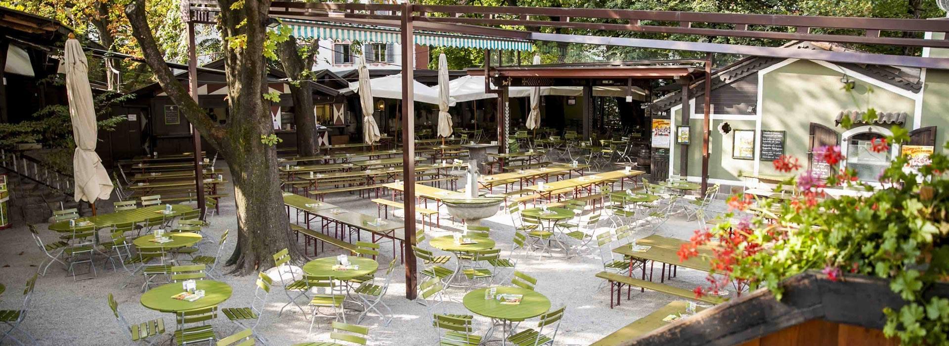 Restaurant Braugarten Forst