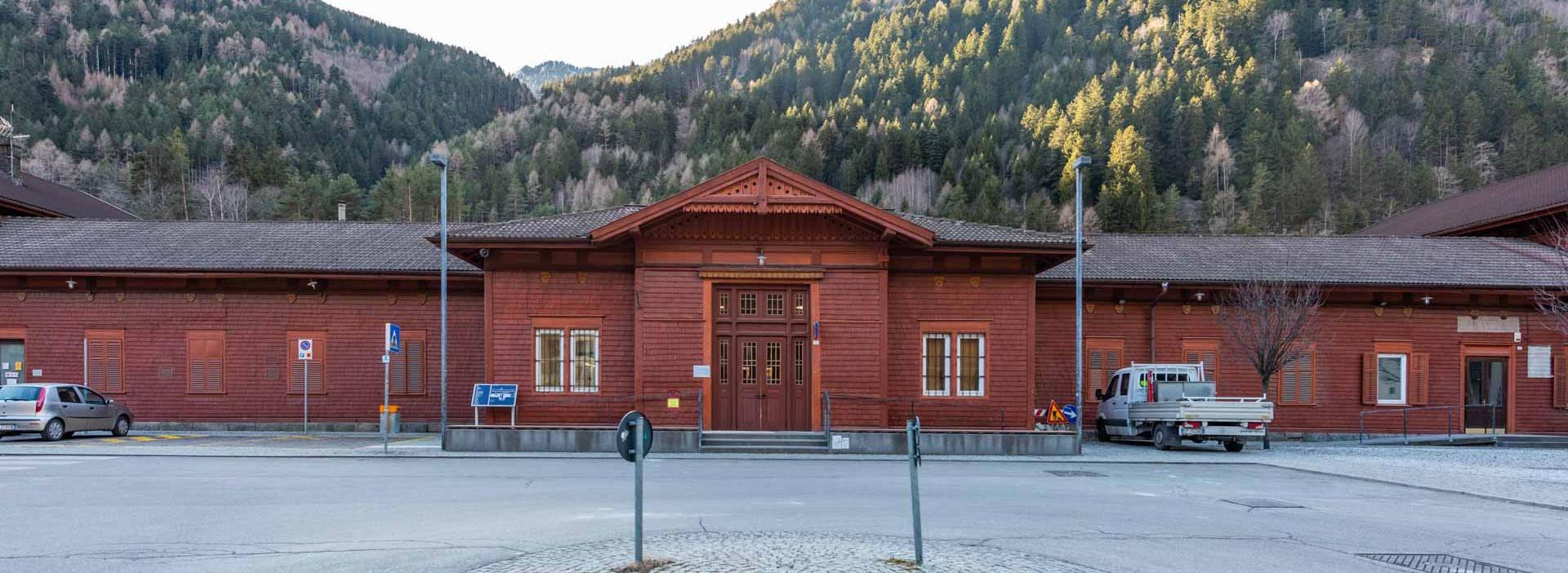 Bahnhof Franzensfeste
