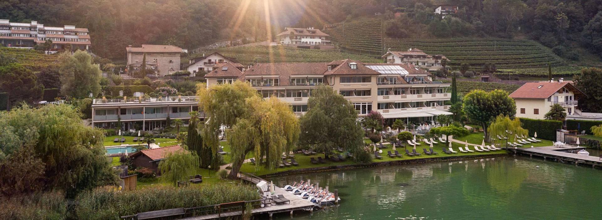 Parc Hotel al Lago