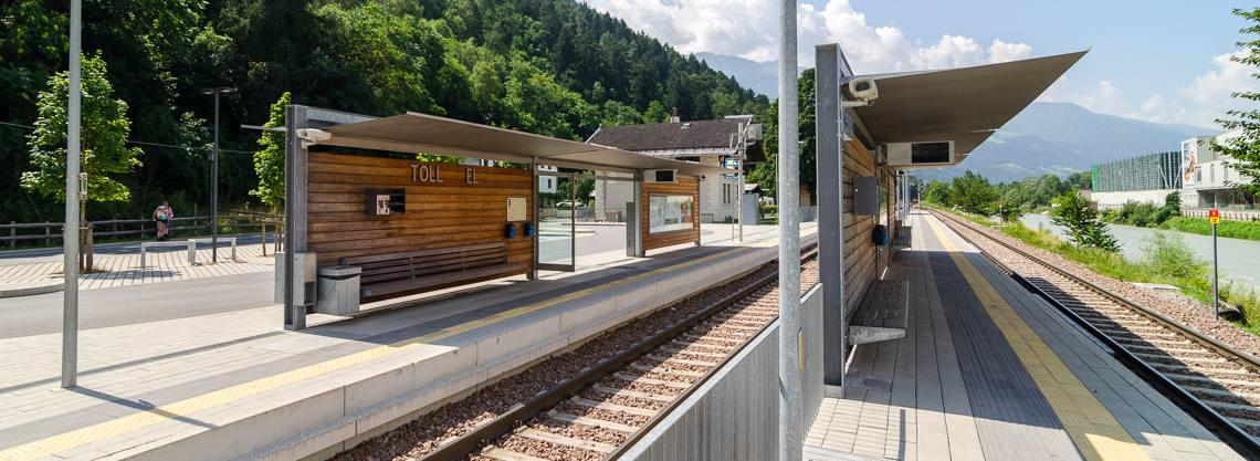 Bahnhof Töll