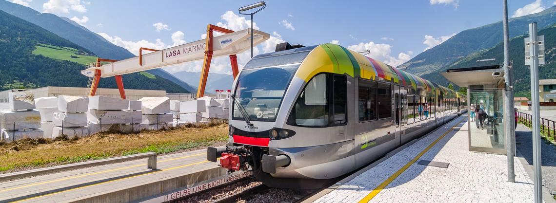 Bahnhof Laas