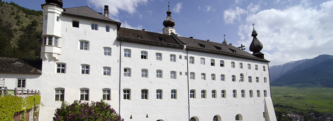 Museum Benediktinerstift Marienberg