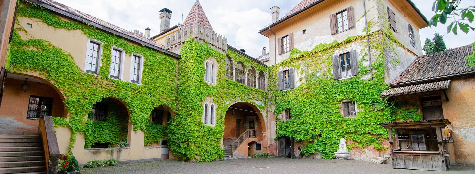 Weinbaumuseum Schloss Rametz
