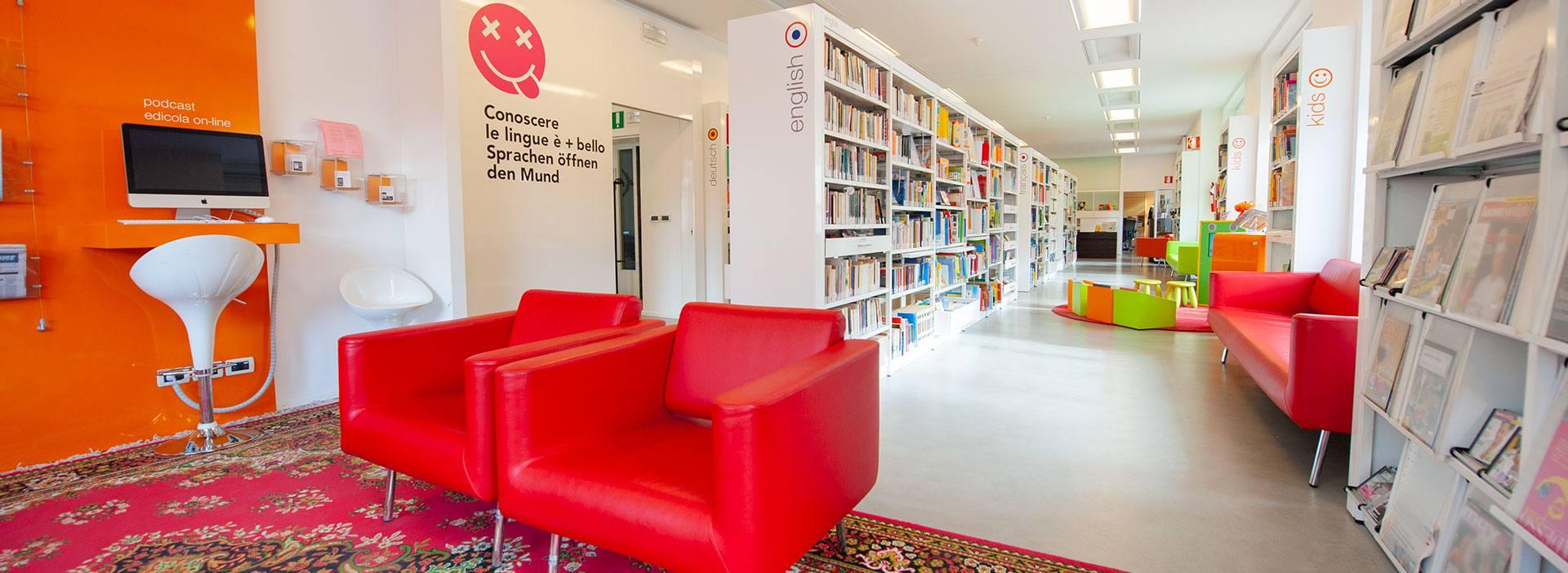 Mediathek Kulturzentrum Trevi