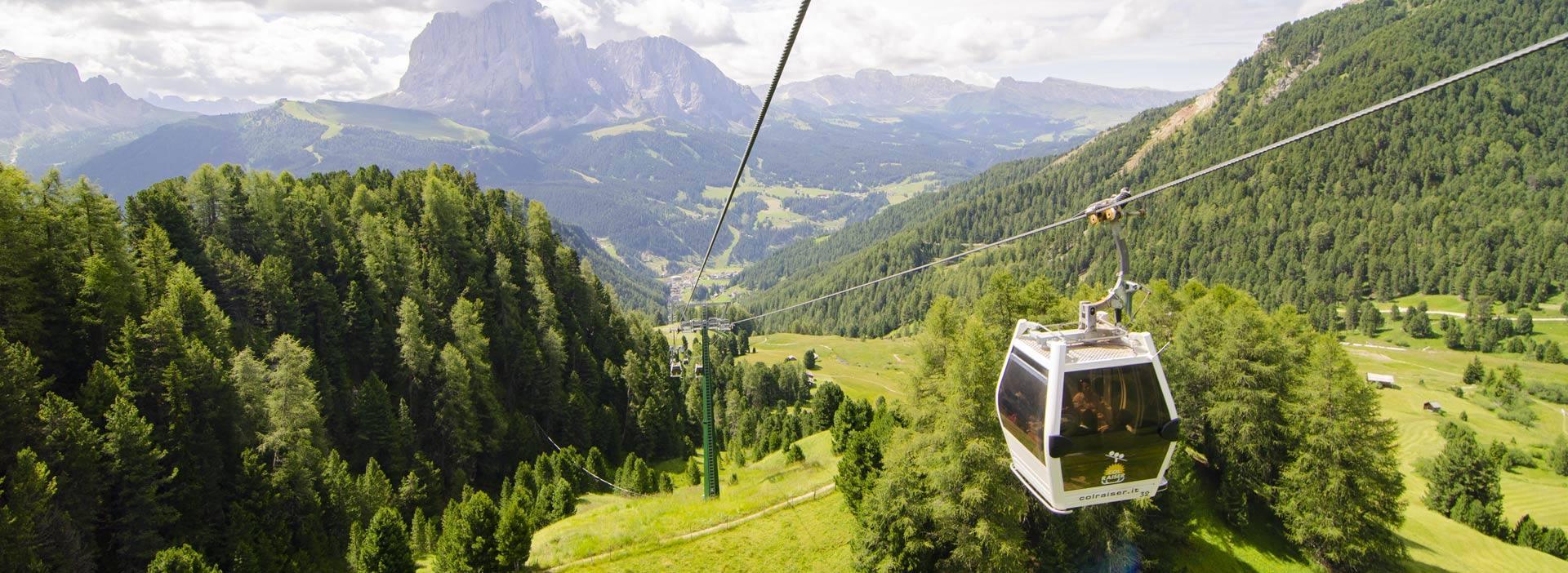 Umlaufbahn Col Raiser