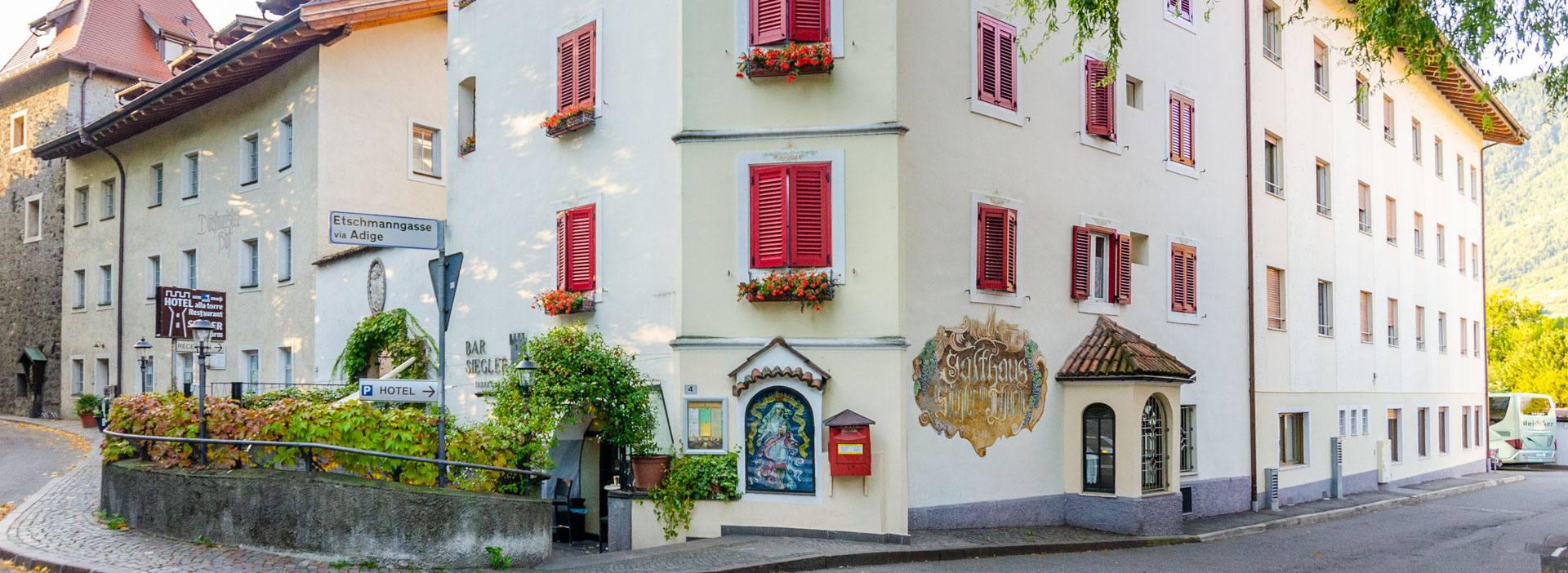 Hotel Siegler im Thurm