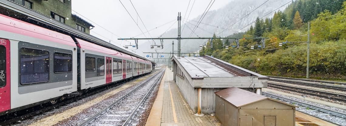 Bahnhof Brenner