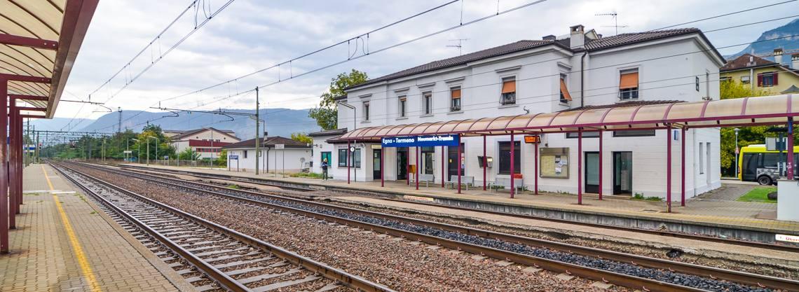 Stazione di Egna - Termeno