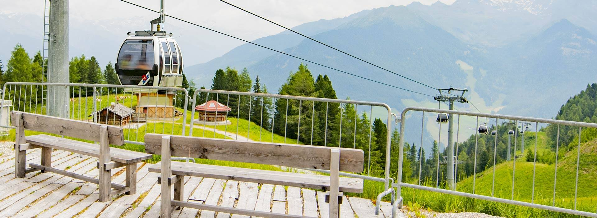Speikboden Bergbahnen
