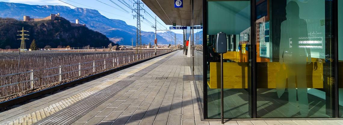 Stazione di Bolzano / Casanova