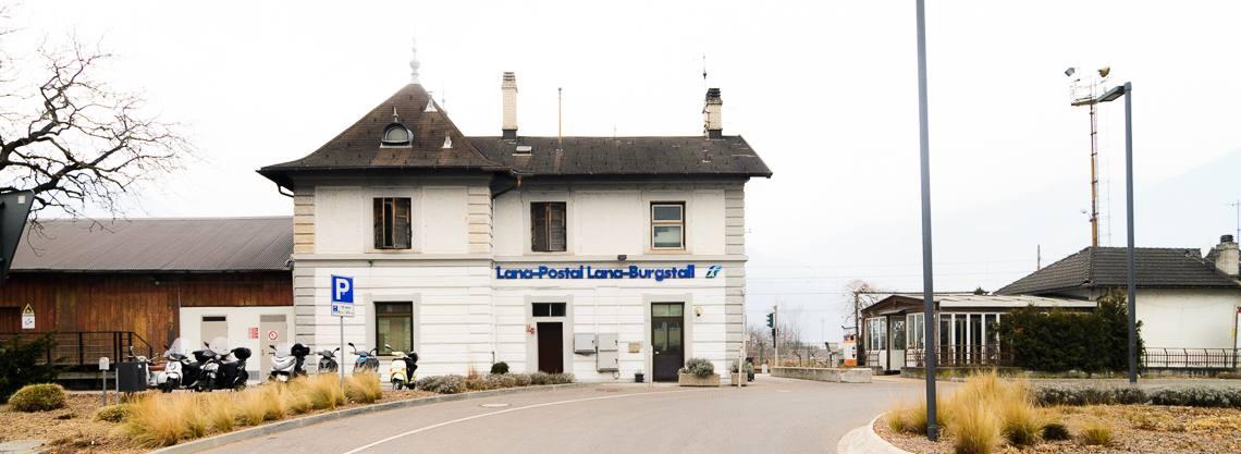 Bahnhof Lana / Burgstall