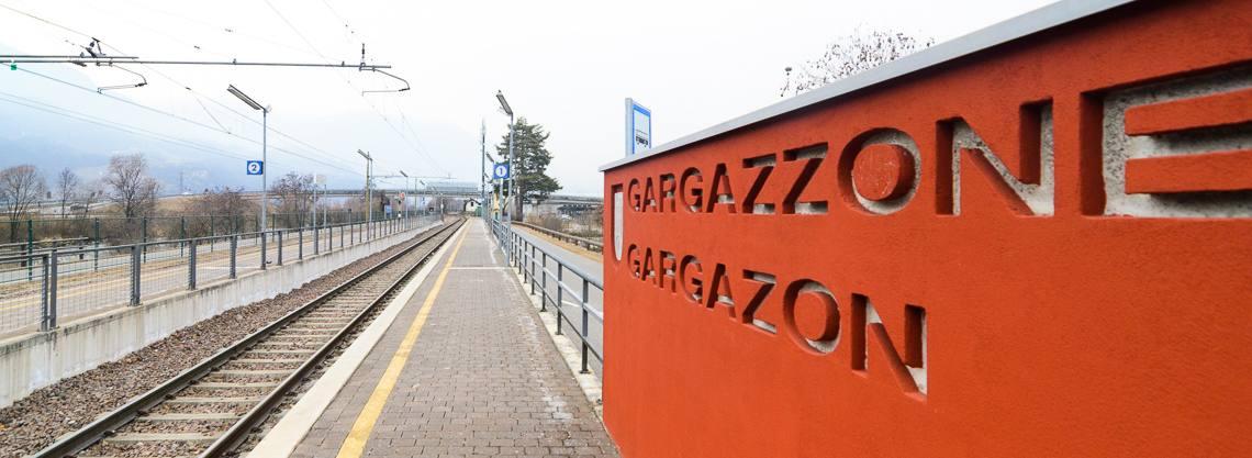 Bahnhof Gargazon
